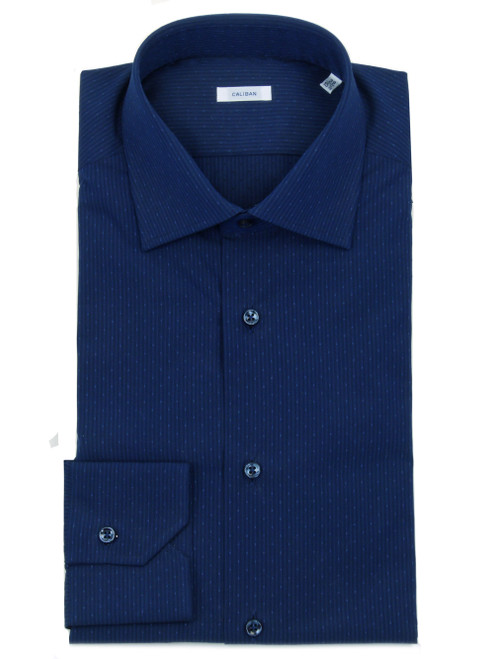 CALIBAN Blue Dress Shirt