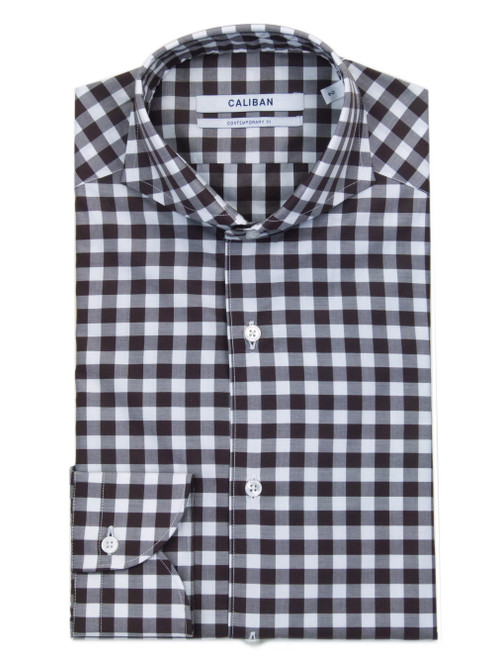 CALIBAN Checked Shirt