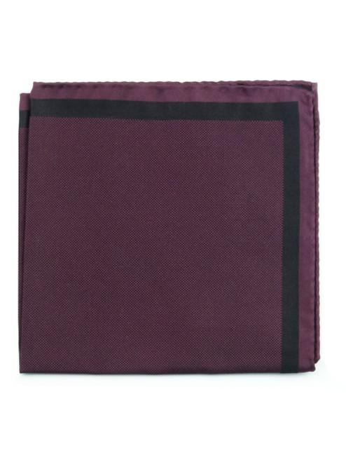 PAL ZILERI Textured Pocket Square