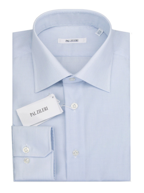 PAL ZILERI Classic Self Stripe Shirt