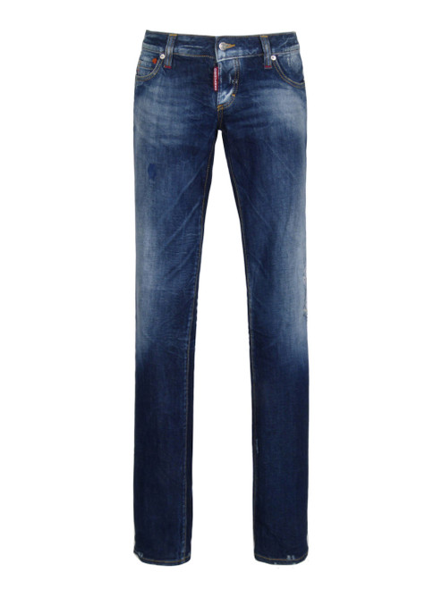 DSQUARED 2 Distressed Ladies Jeans