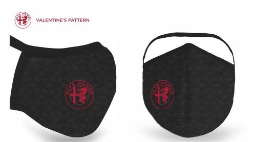 ALFA ROMEO Protective Face Mask (Valentine)