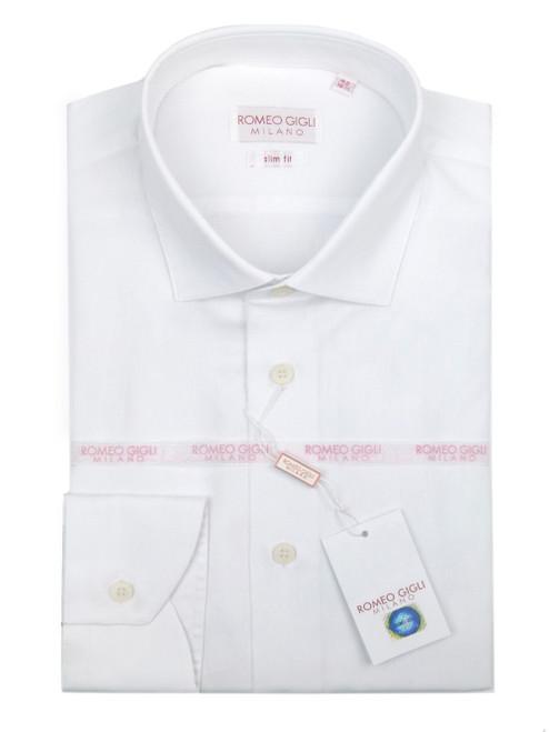 ROMEO GIGLI Classic White Shirt