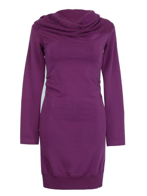 EUROPEAN CULTURE Knee Length Dress