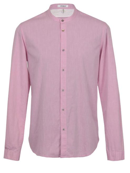 OFFICINA 36 Round Collar Shirt