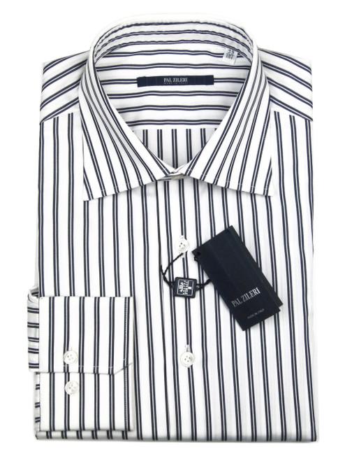 PAL ZILERI Striped Slim Fit Shirt