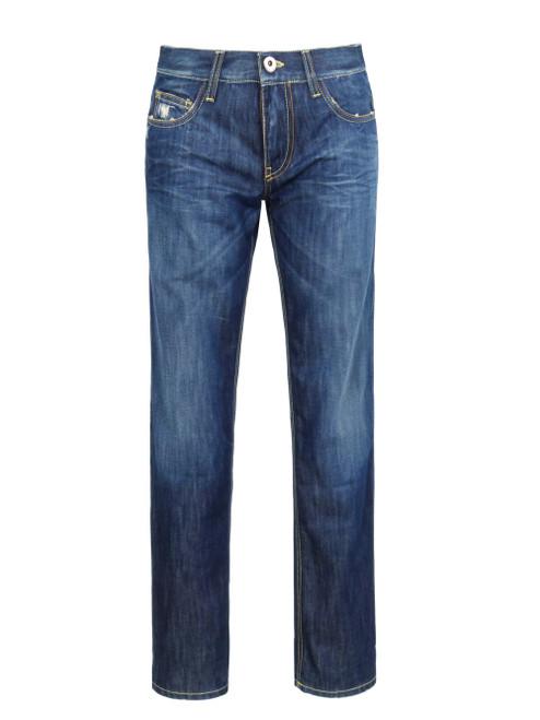LALTRAMODA Ladies Straight Leg Jeans