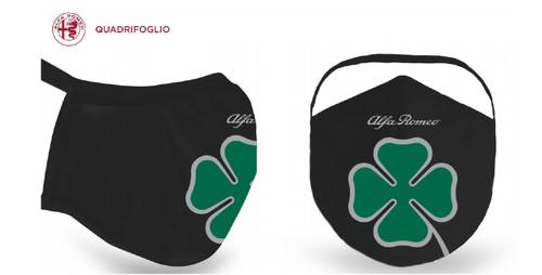 ALFA ROMEO Protective Face Mask (Quadrifoglio)