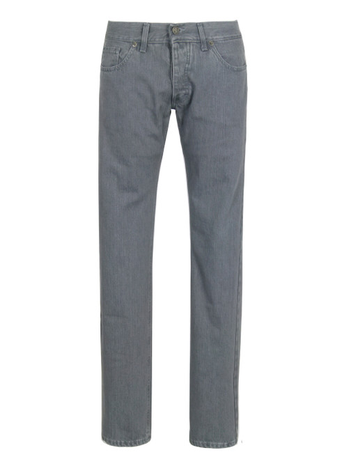 GALLIANO Men's Grey Jeans