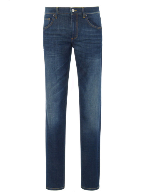 VERSACE JEANS Regular Fit Men's Jeans