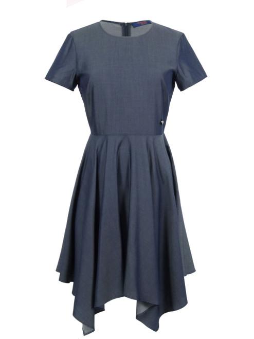 TRUSSARDI JEANS Chambray Dress