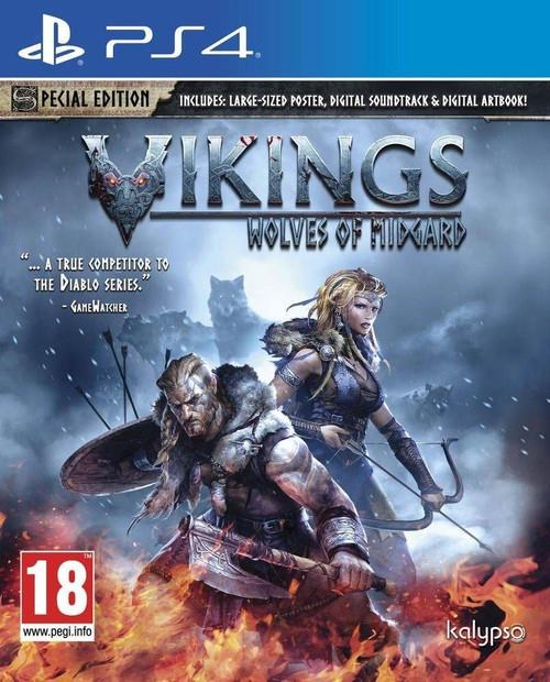 Playstation 4 - Vikings - Wolves of Midgard (PS4)