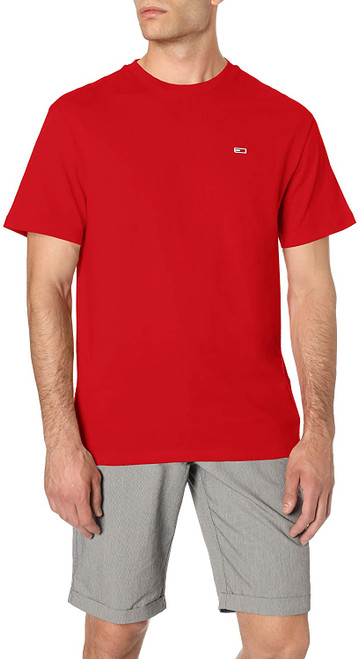 Tommy Jeans Men's TJM Tommy Classics Tee T-Shirt - Size S