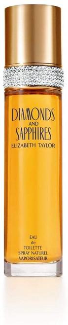 Elizabeth Taylor Diamonds and Sapphires Eau de Toilette - 100 ml