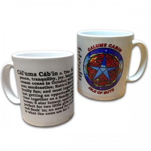 Calums Cabin Mug