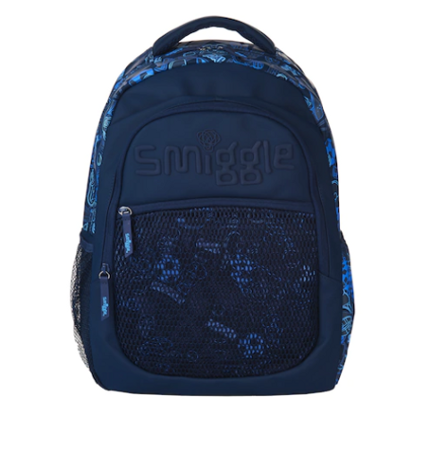 Smiggle Football Backpack