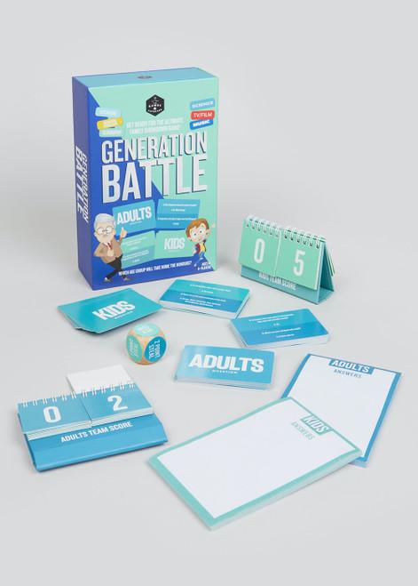 Generation Battle Game (23cm x 15cm x 7cm)