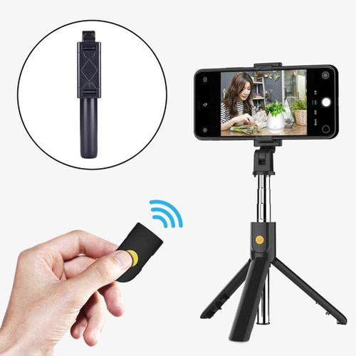 K07 Bluetooth Selfie Stick Tripod