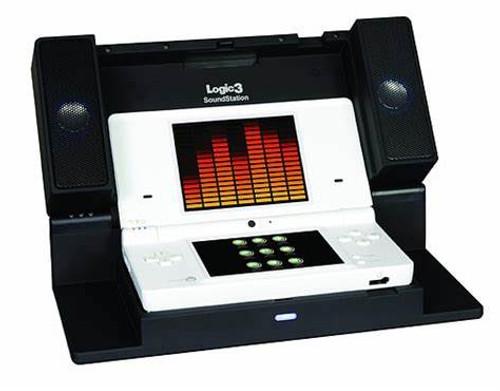 Soundstation Speaker for Nintendo Dsi