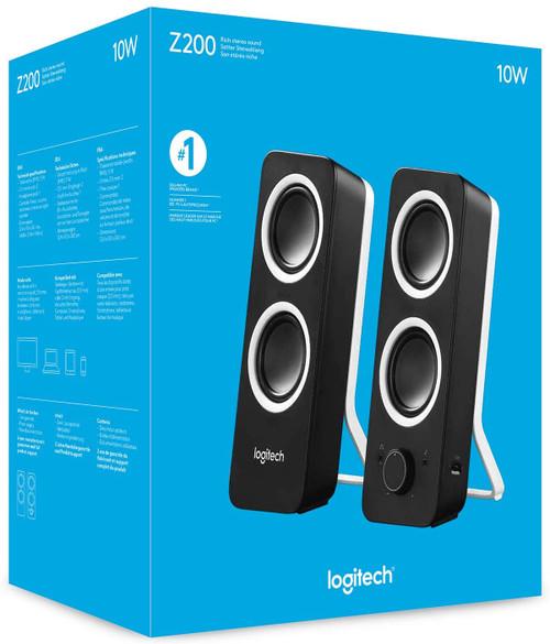 Logitech Z200 PC Speakers