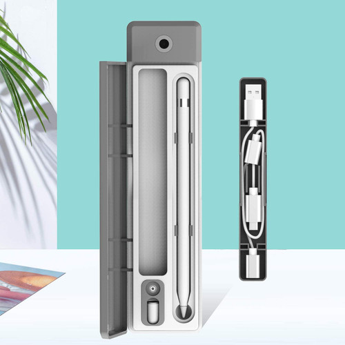 Stylus Pen Holder Case and Stand with Storage Slot