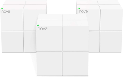 Tenda Nova MW6-3 Whole Home Mesh Wi-Fi System