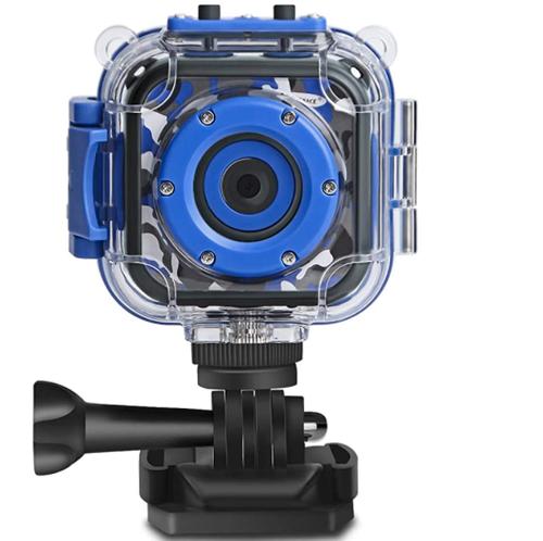 PROGRACE Children Kids Camera Waterproof Digital Video HD Action Camera