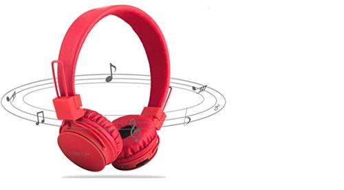 Volume Limited Wireless Bluetooth Kids Headphones