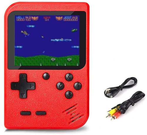 SeeKool Retro Handheld Game Console with 500 Classic NES FC Games
