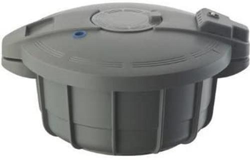 Prestige 2.2 Litre Microwave Pressure Cooker in Grey