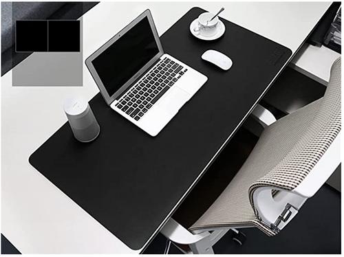 BUBM PU Leather Mouse Pad/Desk Mat