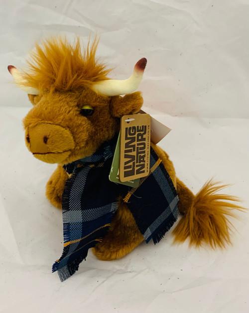 Highland Cow Teddy