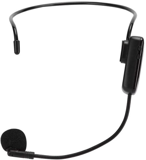 UHF Wireless Head-wear Microphone