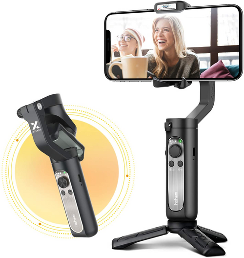 Hohem Gimbal Stabilizer for Smartphones