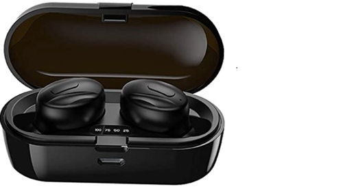 Gazechimp XG-13 Ture Wireless Hifi Stereo Bluetooth 5.0 TWS Earphone w/Charging Box With Mic