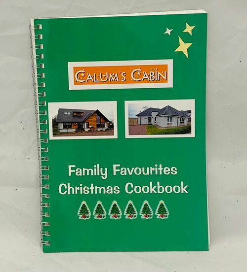 Calums Cabin Family Favourites Christmas Cookbook