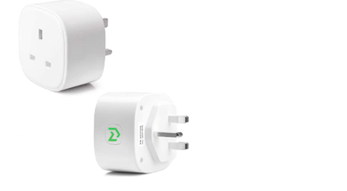 Smart Plug WiFi Socket Works with Amazon Alexa, Google Home [New Model] Wireless Socket Remote Control Timer Plug Switch 13A (2PACK)