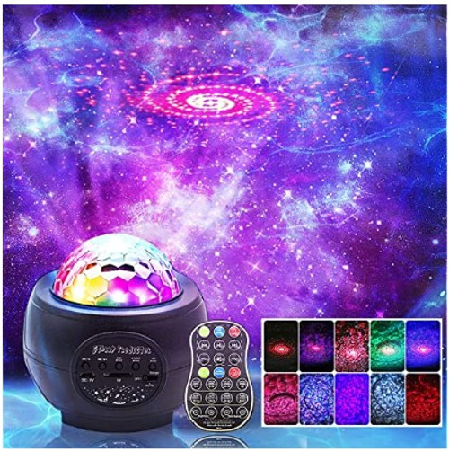 LED Night Light Projector for Bedroom
