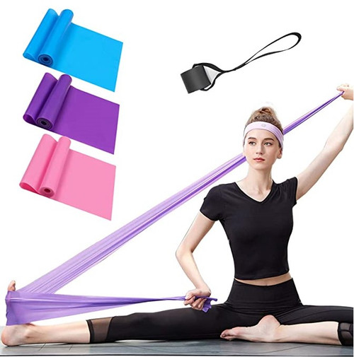ERUW Resistance Bands Set for Home or Gym