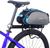Blue Bicycle Rear Rack Bag 13L