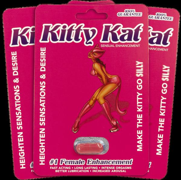Kitty Kat Pill Triple Pack