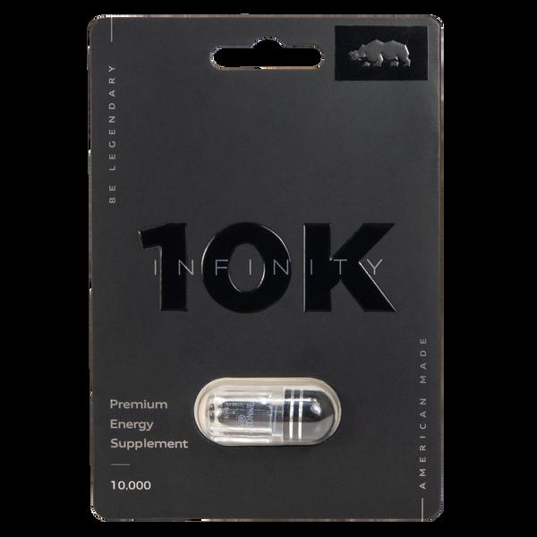 Rhino Infinity 10K - Front