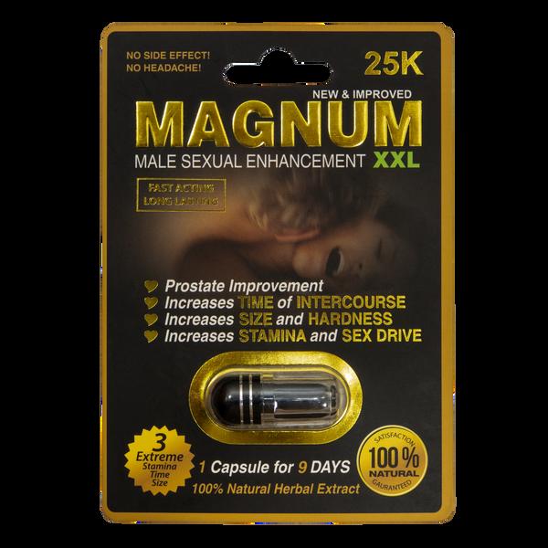 Magnum XXL 25K - Front