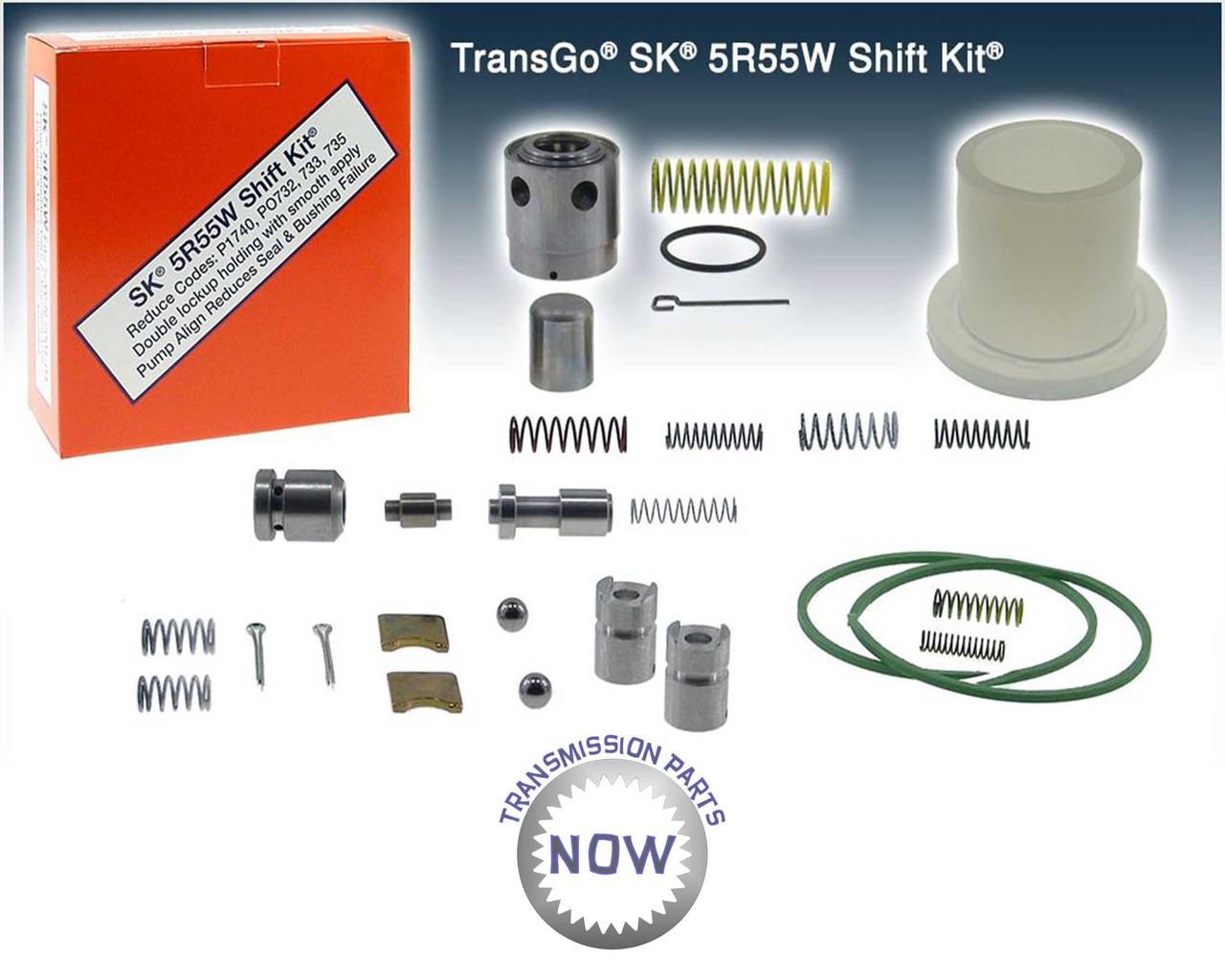 4R70W AODE Transgo High Temp Pump Rings