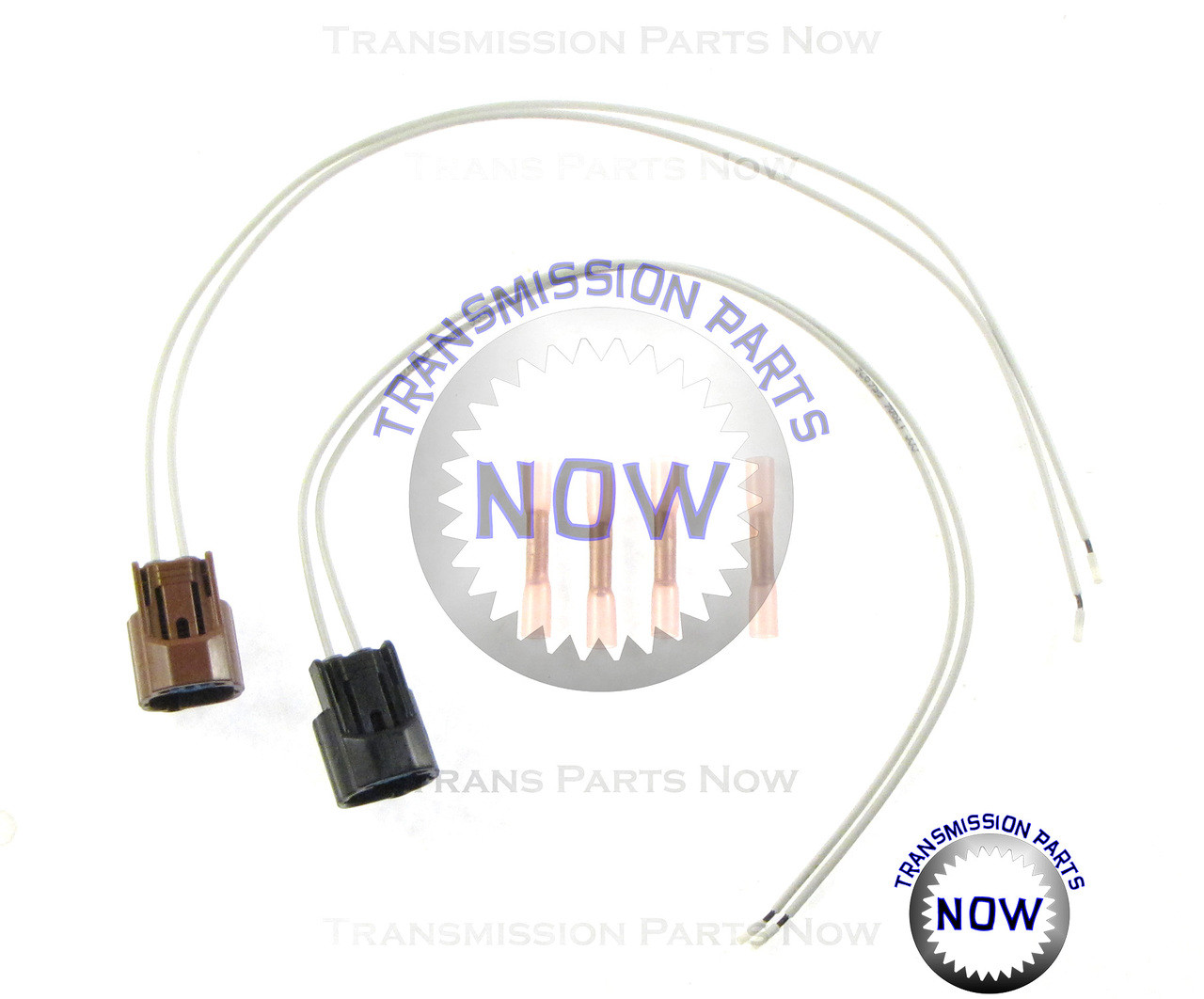Connector Repair Kit. Wiring repair kit. Honda Dual Linear transmission solenoid connectors.