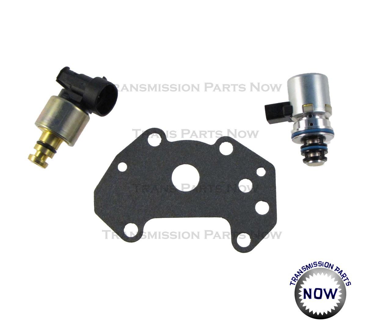 A500 A518 42RE 46RE Governor Pressure Sensor Solenoid Kit for 96-99 Dodge Jeep