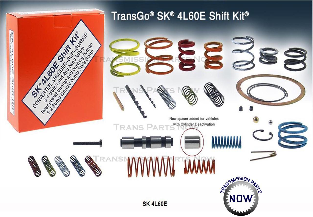 4l60e Transgo Shift Kit Upgrade Your Transmission To Improve Performance
