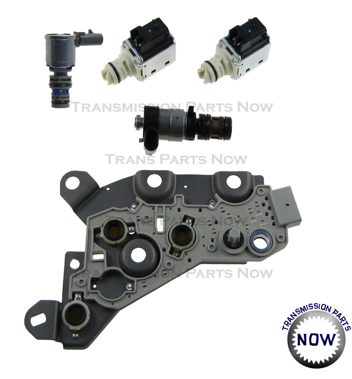 40T405E SHIFT SOLENOID REPLACEMENT