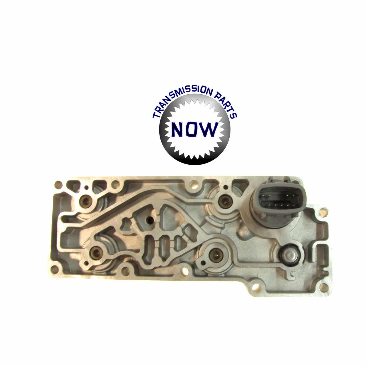 Ford E4OD solenoid block,  Buy at transpartsnow.com. E9TP-7G391-CA, R36420