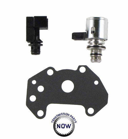 2000 -up Dodge solenoid kit 48RE 47RE 46RE 44RE 42RE Governor pressure sensor and governor pressure solenoid. Buy at transpartsnow.com